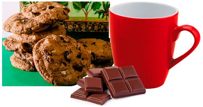 galetas shocolate